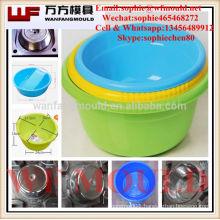 large plastic washtub mould made in China/OEM Custom large plastic injection washtub mold making