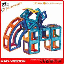 Les meilleurs blocs de construction d'aimants