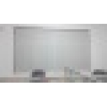 Persianas verticais de tela de 89 mm Persianas de janela de escritório