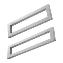 Retangular Wall-mounted Washbasin Countertop Brackets