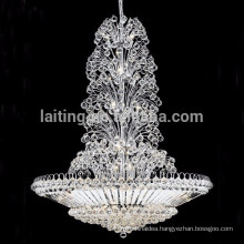 large cheap crystal chandeliers for hotels/ big chandelier crystal /luxury chandeliers -6031