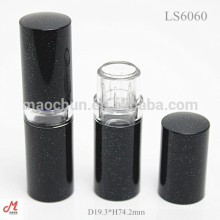 LS6060 With see through middle collar empty plastic Lipstick casing