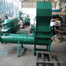 High capacity vertical shaft hammer crusher