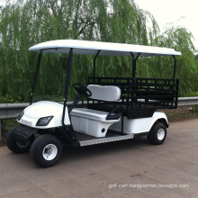 jinghang military armored 2seats gas golf cars with high quality