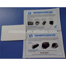 Cleaning Card for Credit Card Reader