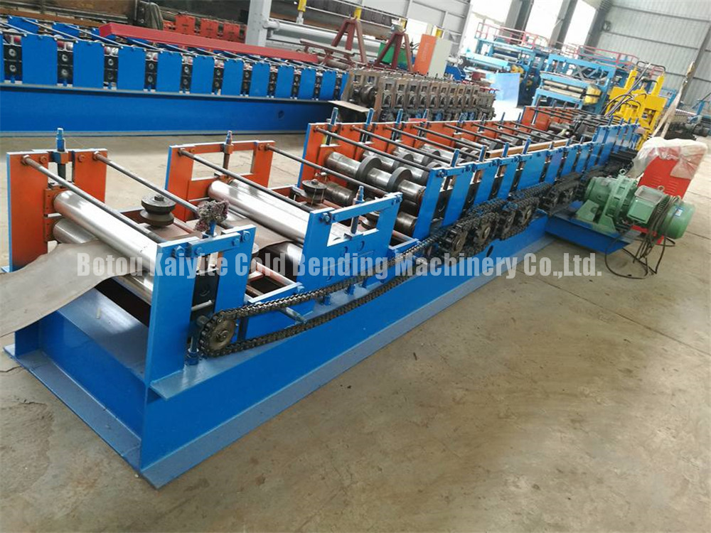 C Purlin Bracket Roll Forming Machine Roll Forming Machine