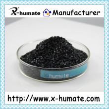 High Quality Humate Fertilizer Leonardite 100% Water Soluble Super Sodium Humate