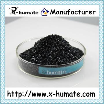 High Quality Humate Fertilizer Leonardite 100% Water Soluble Super Sodium Humate