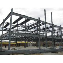 Prefabricated Steel Buildings Industrial Shed Pre Industrial Steel Buildings by Pkpm, 3D3s, X-Steel (BR00090)