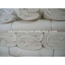 tecidos de algodão cinzento para tingimento