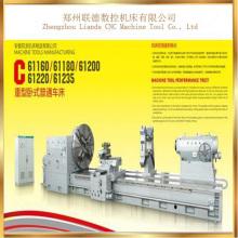 Cw61200 China Profissional Máquina de Torno Leve Horizontal Barato Fabricante