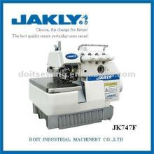 JK747F Direct Drive Super Haute Vitesse Quatre Thread Overlock machine à coudre prix
