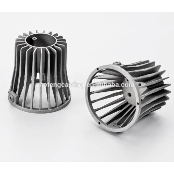 Led housing ,Hed heatsink Aluminium die casting parts