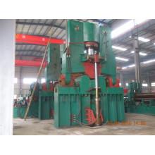 Máquina de rolamento universal hidráulica da placa de aço de W11s 3 rolos