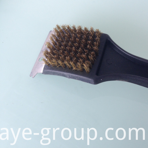 BBQ wire brush (2)