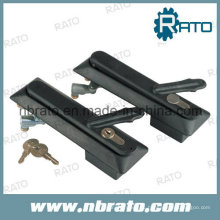 Black Coated Swing Handle Lock for Electronic Case