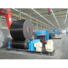 Correa transportadora abrasiva / resistente al calor