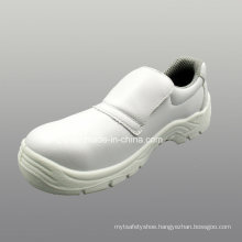 Micro-Fiber Artificial Leather PU Safety Shoes with Mesh Lining (HQ05023)