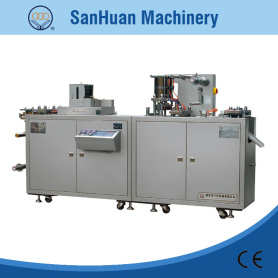 Machine d'emballage de bonbons Blister