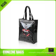 PVC Spigeon Printing Zipper Bag (KLY-PVC-0011)