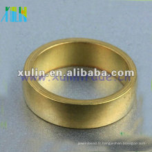 Yiwu plus récent style laiton bijoux conclusions pour la vente en gros anneau HN00079