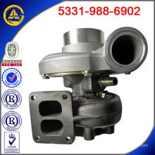 K31 5331-988-6902 turbo для грузовика MAN