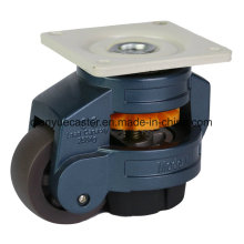 Leveling Height Support Swivel Caster