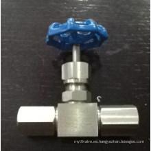 Jm1 válvula de aguja (JM1-160P)