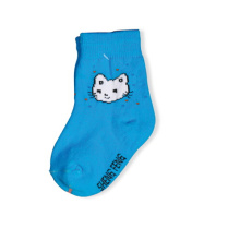 Baby Crew Socks Baby Blue Socks Animal Baby Socks