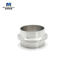 Soldadura sanitaria de acero inoxidable 304 / 316L en tricla trébol fabricante