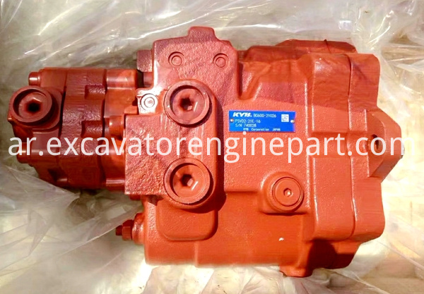 Psvd2 21e Main Pump For Sunward50 Excavators