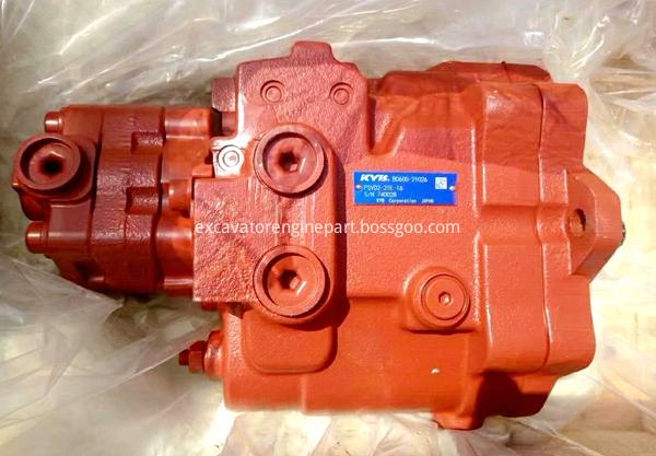 Psvd2 21e Main Pump For Sunward50 Excavators