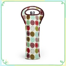 Perfect attractive custom neoprene wine bottle sleeve