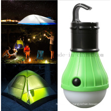 OEM Outdoor Tent LED Lamp Bulb Light with Battery