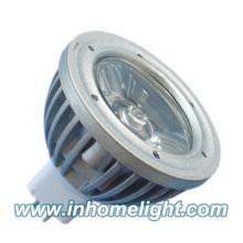 Éclairage LED 12V 3W Mr16 GU5.3
