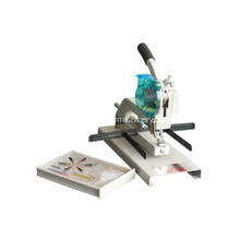 OEM Manufacturer for Shopping Bag Eyelet Machine manual long arm and single head eyelet machine supply to Italy Wholesale