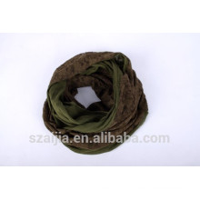 Новый вискоза вставки кружева шарф бесконечности шарф