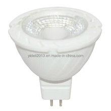 LED Spotlight MR16 5W 430lm 12V AC 38degree Made of PA China Factory