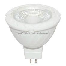 Refletor LED MR16 5W 430lm 12V AC 38 graus Feito de PA China Fábrica