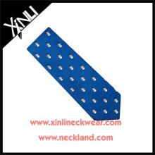Holiday Design 100% Handmade Silk Printed Mens Ties Gifts Christmas Neckties