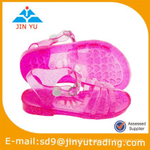 2015 clear color slipper