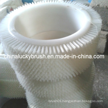 White Nylon Roller Brush for Cutter Machine (YY-123)