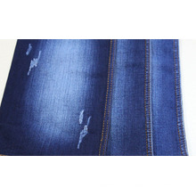 9,5 oz de algodón poliéster Rayón Spandex recubierto de Denim Stock