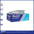 Rollo de empaquetado de alimentos del papel de aluminio del OEM