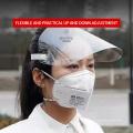 Protector facial de buena calidad con precio económico