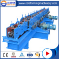 Rak Pelapis Baja Pelapis Warna Dilapisi Rack Shelf Roll Making Machine