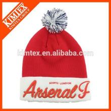Bonnet en caoutchouc acrylique hiver kint chaud