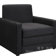Tela de la cubierta del sofá Tela 100% de la gamuza del cuero del poliéster