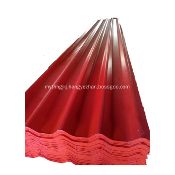 Feeding Farm And Garage Construction Mgo Roofing Sheet