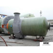Reductor compuesto de FRP para tuberías
